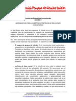Herramientas Para La Gestión Estratégica de Relaciones Comunitarias - Sesión 2