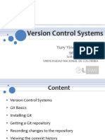 S2 Version Control Systems