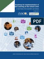 Book INACOL ILearnNYC Case Study October2013