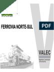 App Ferrovia NorteSul 2RE Logistica