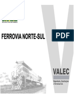 App Ferrovia NorteSul 2RE Logistica