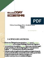 Ecologia y Ecosistemas