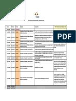 Calendário Escolar Por Curso - SEC 2015 2