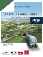 r224 9 Dossier de Presse - Travaux Capdenac Rodez
