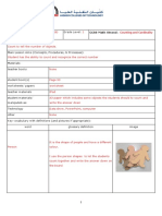 3 lesson plans and materials