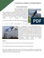 Poderes de Orden Mundial Derivados de La Pobreza y El Deterioro Ambiental. Jose Moulds