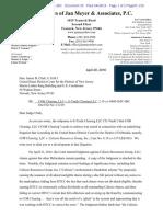 COR NJ Etrade Letter Doc 30