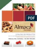 Catalogo Almaca