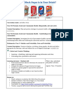 nutrition lesson plan- drinks   food labels