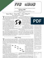 Watt Watchers Newspaper - Spring 1999
