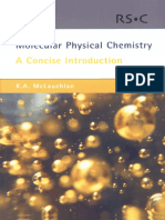 Keith a McLauchlan-Molecular Physical Chemistry_ a Concise Introduction-Royal Society of Chemistry (2004)