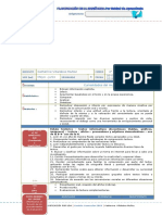 Planificación lenguaje segundo básico
