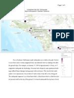 lithosphere map set- earthquakes pdf