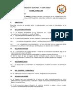 Bases Campeonato Copa Cideii 2016