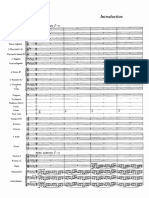 Stravinsky Firebird OrchScore