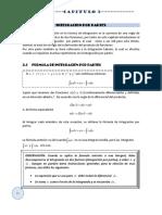 Calculo Integral Capitulo 3 - Integracion Por Partes