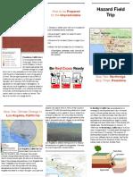 hazard field trip pamphlet pdf