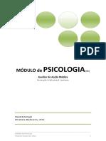 Manual da Formação - Módulo Psicologia