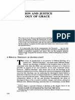 Justification and Justice in a Theology of Grace
