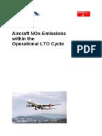 2004 ZRH Operational Aircraft Emissions