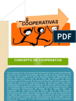 Concepto de Cooperativa