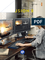 Fusion 8 User Manual