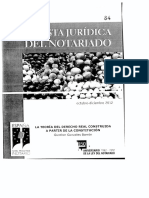 Revista Juridica Del Notariado