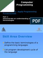 502.1 Basic Terminologies