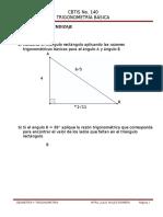 Actividad Trigonometria Basica