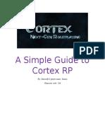 Cortex RP Guide