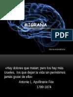 La Migraña; Psicologia Medica
