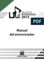 Manual Del Entrevistador_versión 3