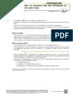 PR-PYR P06-16 v1-1 How to Measure Fan Efficiency