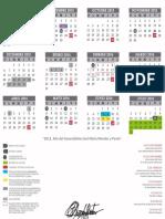 Calendario Escolar 2015-2016 Archivo