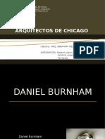 Arquitectos de Chicago-Escuela de Chicago