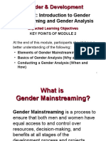 Gender Analysis Ppt1
