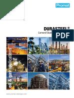 DURASTEEL Oil & Gas - Product Datasheet