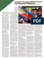 Philippinen Wahlen 2016