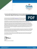 Battle of Crete 75th Anniversary Invite - General Invite