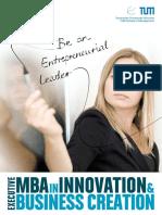 MBA TUM