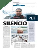 Estado de Minas - O Homem Do Silencio