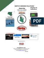 Cr Magnetics Sensing Solutions