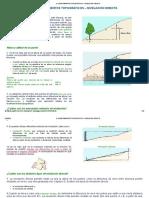 8.FAO Levantamientos Topograficos Nivelacion Directa