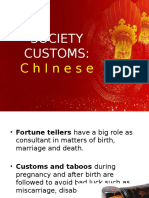 Chinese Customs