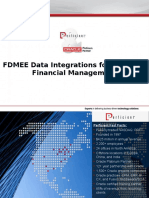 FDMEE Data Integrations for Hyperion Financial Management v5