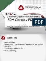 Fdm Classic v Fdmee