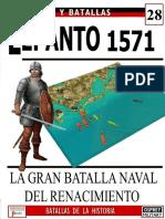 028.LEPANTO. 1571