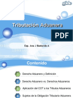 Tributacion Aduanera - GIDE