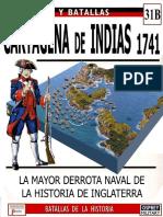 031b.cartagena de Indias. 1741