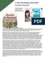 Situs Pendidikan Islam No#1